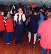Music for Senior Citizens Receptions in Staten Island New York call Peter Joseph DJ Music""